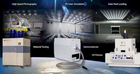 Solar Simulation Amp Lighting Rdp Corporation